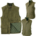 Raiken Tweed Gilet & Shooting Sleeveless Jacket  mens Size