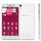 "5.0"" Lenovo A858W Android 4.4 4G Smartphone MTK6732 Quad Core 1GB/8GB BT 4.0 GPS"