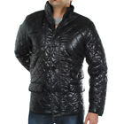 Dodge Quilted Padded Hunter Jacket  mens Size