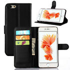 New Luxury Flip Leather Stand Card Holder Case Cover for Apple iPhone 6 6s Plus