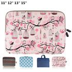 """Laptop Notebook Sleeve Case Carry Bag Cover for 11""""  12"""" 13"""" 15"""" MacBook Air/Pro"""