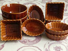 French Vintage Retro Small Dishes - 10p extra P&P for each additional (UK)