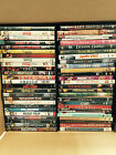 Lot of 100 Used ASSORTED DVD Movies - 100 Bulk DVDs - Used DVDs Lot Wholesale