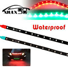 12%22+Boat+Bow+Navigation+LED+Lighting+Submersible+Marine+Strips+Red+Green+12V