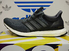 NEW ADIDAS Ultra Boost Ltd. Men's Running Shoes - DarkGrey/Iron;  AQ5560