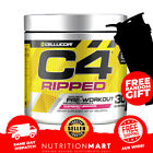 CELLUCOR C4 RIPPED PRE WORKOUT CUTTING FORMULA 30 SERVES