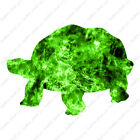 Turtle Tortoise - Vinyl Decal Sticker - Multiple Flames & Sizes - ebn2876