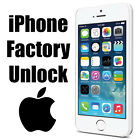 Factory Unlock Service Code for iPhone 5S 5C 6 6+ 6S 6S+ Sprint USA - Clean IMEI