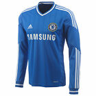 ADIDAS CHELSEA FC LONG SLEEVE HOME JERSEY 2013/14