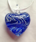 Brand New Glass Friendship Hearts Choose From 5 Colours