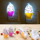Christmas Night Light LED Lights Ice Cream Light Creative Lamp Bedroom Decor New