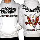 DEATH BEFORE DISHONOR Kapuzenpullover/Hoodie S,M,L,XL Backtrack/Slapshot/Madball