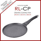 Royalty Line Marble Coating Crepe Pan