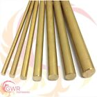 7mm Brass Round Bar Rod CZ121 Various Length Options Metric