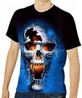 Vampire Skull Men's Clothing T-Shirts S M L XL 2XL 3XL