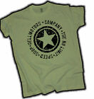 Jeep Willys Army Offroad T-Shirt V8 US Car Chevy Ford Dodge Speed Limit oliv