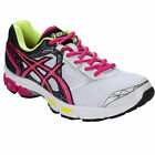 Asics Gel Zone 3 White Pink Black Womans Running Trainer Save £40!!!