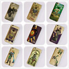 Legend of Zelda Anime Manga iPhone 4s 5s 6 6s Plus Case Silicone TPU Free Ship