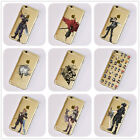 Final Fantasy Anime Manga iPhone 4s 5s 5c 6 6s Plus Case Silicone TPU Free Ship