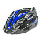 Cycling Carbon Fiber Helmet w/ Visor Bicycle Head Protection 4 Colors Available