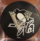 Sidney Crosby Signed Puck Autograph Pittsbugh Penguins COA