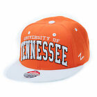 Zephyr Orange University of Tennessee Snapback Cap