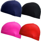 Durable Flexible Sport Swimming Waterproof Swim Cap Bathing Hat Unisex women man