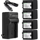 DBK Decoded BP-727 BP727 Battery +Charger For Canon VIXIA...