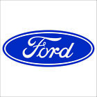 Ford Large Decal / Sticker - Choose Color & Size - Car, Truck, Window