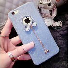 Luxury Bling Glitter Soft Crystal TPU Case Cover For Apple iPhone 5 5s 6 6s Plus