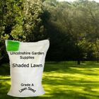 Grass Seed.SHADED LAWN MIX. (multi quantity listing To Cover 20-50-100-150 Sq M)