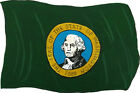 Washington WA State Flag Vinyl Decal Sticker iPad Tablet Notebook eBook Computer