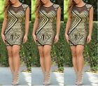 Sexy Women Summer Casual Sleeveless Evening Party Cocktail Short Mini Dress S-L