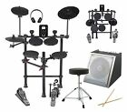 Medeli DD620BX Digital Drum Kit With Headphones Sticks.Throne & Amp Available
