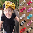 Baby Girls Headband Infant Toddler Bowknot Hair Band Headwear Hair Accessories