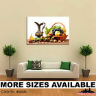 Wall Art Canvas Picture Print - Fruit Grapes Food 3.2
