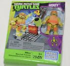 Mega Bloks Teenage Mutnat Ninja Turtles Mikey Nunchuk Training Pack TMNT 29 Pcs