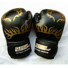 Hot MMA Muay Thai Grappling Boxing Fight Train Punch Ultimate Sparring Gloves