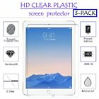3x Clear Screen Protector Guard Cover Shield For Apple iPad Mini & Air & Pro 9.7
