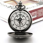 Anime Fullmetal Alchemist Pocket Watch Collectible Cosplay Prop Gift