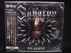 SABATON Attero Dominatus-Re-Armed Edition + 5 JAPAN CD Stormwind Nocturnal Rites