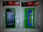 IPHONE 5 CASSETTE SILICON SKIN CASE (BRAND NEW)-GREEN