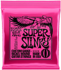 Ernie Ball Super Slinky 09-42 Electric Guitar String Sets or Single Strings 2223 for sale