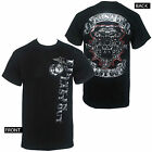 Licensed MARINE CORPS First In Last Out Men's Black T-Shirt M-3XL NEW