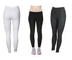 Proskins Active Ladies Compression Leggings ONLY WHITE LEFT *CURRENT STOCK SALE*