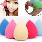 1PC Waterdrop Sponge Powder Puff Makeup Clean Blender 4 Colors for Selection