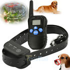 Electric Trainer Waterproof Remote Pet Safe Dogs Shock Training E-Collar US