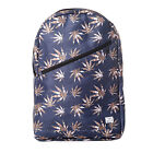 Spiral Woodland Grass Preston Zip Backpack