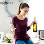 Fashion Style Casual Beautiful Women Maternity Nursing Top breastfeeding Tank
