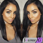 Discount New Brazilian Human Hair Full Lace Wig Front Lace Wig Natural Straight